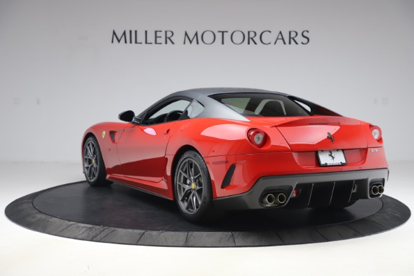 Used 2011 Ferrari 599 GTO for sale $699,900 at Pagani of Greenwich in Greenwich CT 06830 5