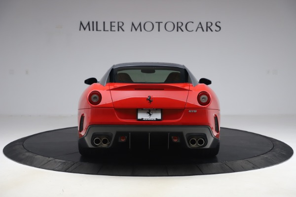 Used 2011 Ferrari 599 GTO for sale $699,900 at Pagani of Greenwich in Greenwich CT 06830 6