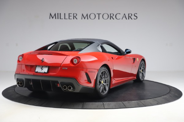Used 2011 Ferrari 599 GTO for sale $699,900 at Pagani of Greenwich in Greenwich CT 06830 7