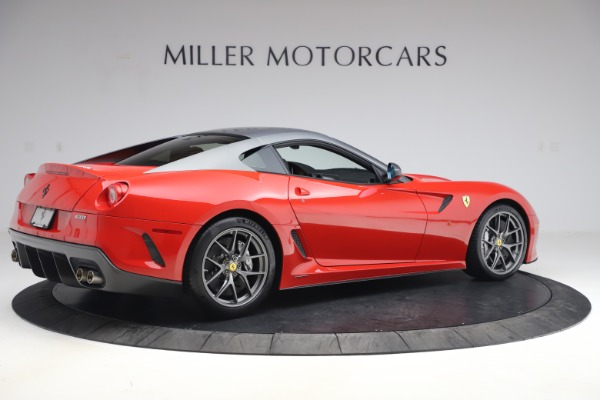 Used 2011 Ferrari 599 GTO for sale $699,900 at Pagani of Greenwich in Greenwich CT 06830 8