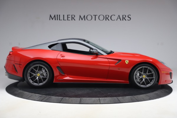 Used 2011 Ferrari 599 GTO for sale $699,900 at Pagani of Greenwich in Greenwich CT 06830 9