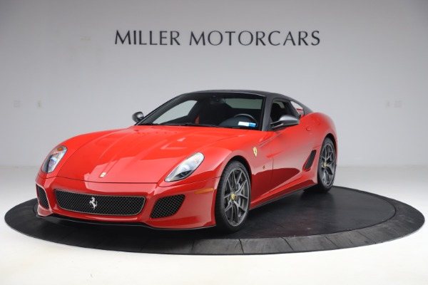 Used 2011 Ferrari 599 GTO for sale $699,900 at Pagani of Greenwich in Greenwich CT 06830 1