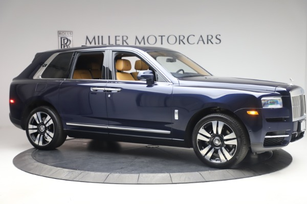 Used 2019 Rolls-Royce Cullinan for sale Sold at Pagani of Greenwich in Greenwich CT 06830 11