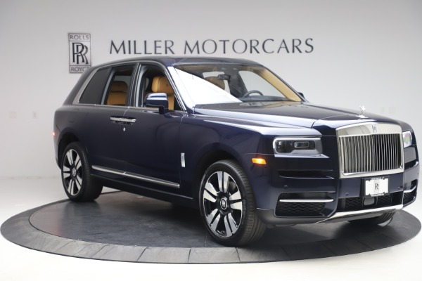 Used 2019 Rolls-Royce Cullinan for sale Sold at Pagani of Greenwich in Greenwich CT 06830 12