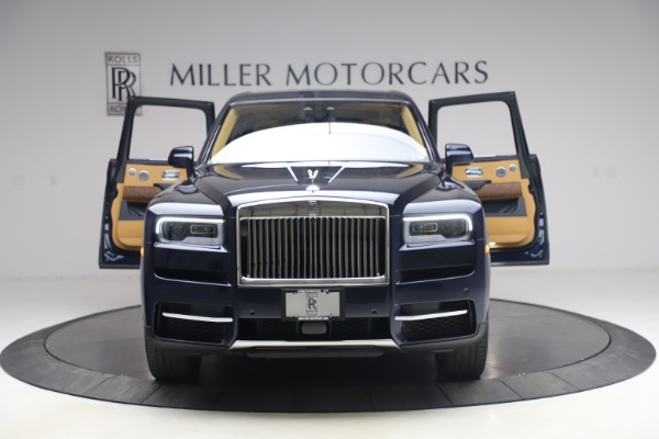 Used 2019 Rolls-Royce Cullinan for sale Sold at Pagani of Greenwich in Greenwich CT 06830 13