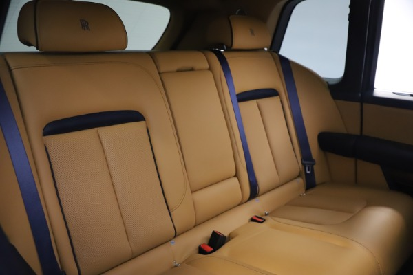 Used 2019 Rolls-Royce Cullinan for sale Sold at Pagani of Greenwich in Greenwich CT 06830 18