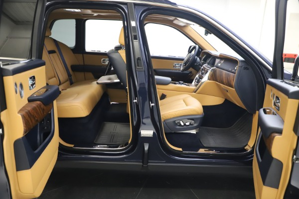 Used 2019 Rolls-Royce Cullinan for sale Sold at Pagani of Greenwich in Greenwich CT 06830 22