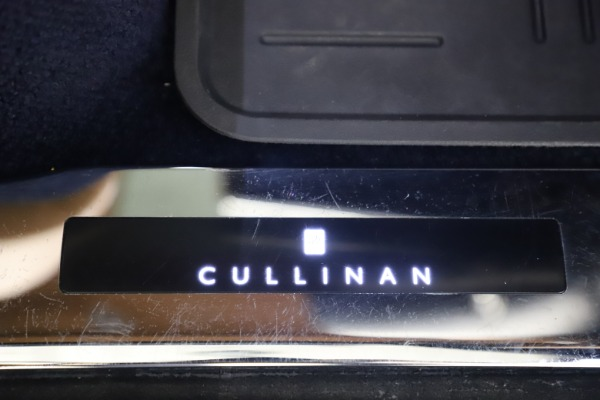 Used 2019 Rolls-Royce Cullinan for sale Sold at Pagani of Greenwich in Greenwich CT 06830 26