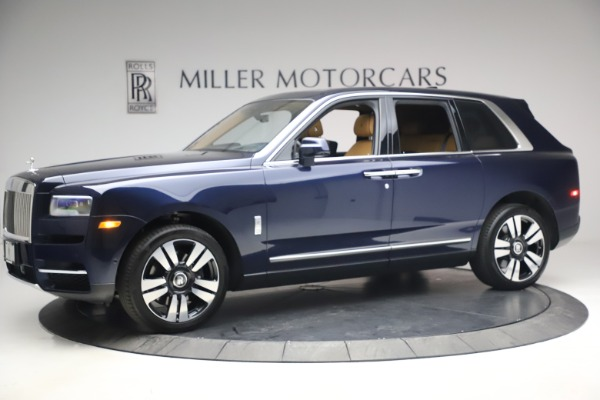 Used 2019 Rolls-Royce Cullinan for sale Sold at Pagani of Greenwich in Greenwich CT 06830 3
