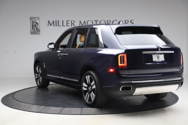 Used 2019 Rolls-Royce Cullinan for sale Sold at Pagani of Greenwich in Greenwich CT 06830 6