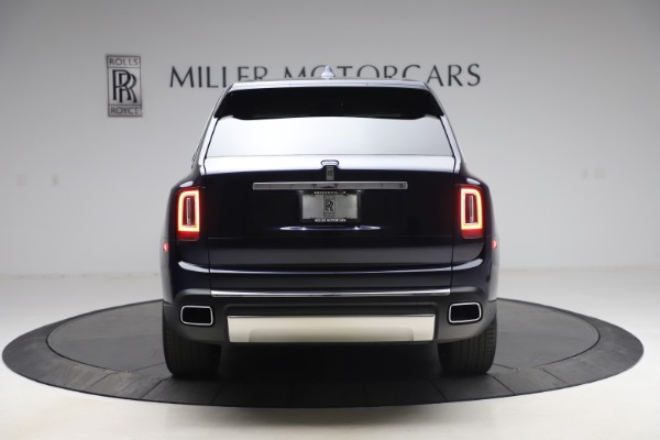 Used 2019 Rolls-Royce Cullinan for sale Sold at Pagani of Greenwich in Greenwich CT 06830 7