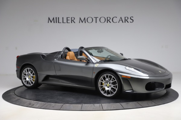 Used 2006 Ferrari F430 Spider for sale $249,900 at Pagani of Greenwich in Greenwich CT 06830 10
