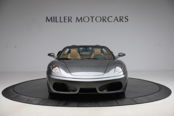 Used 2006 Ferrari F430 Spider for sale $249,900 at Pagani of Greenwich in Greenwich CT 06830 12
