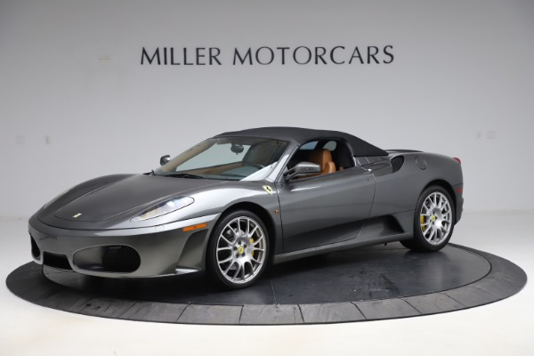 Used 2006 Ferrari F430 Spider for sale $249,900 at Pagani of Greenwich in Greenwich CT 06830 14
