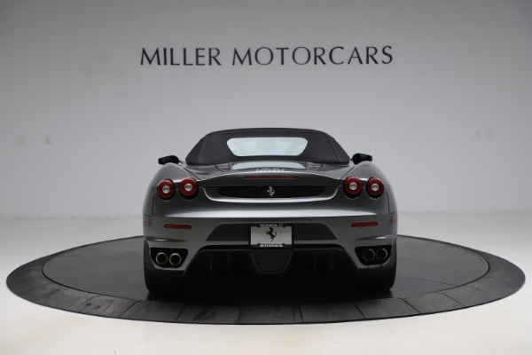 Used 2006 Ferrari F430 Spider for sale $249,900 at Pagani of Greenwich in Greenwich CT 06830 18