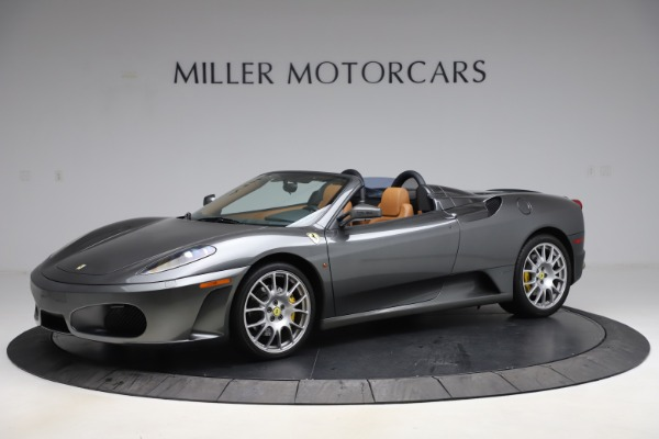 Used 2006 Ferrari F430 Spider for sale $249,900 at Pagani of Greenwich in Greenwich CT 06830 2