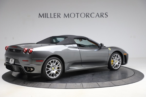 Used 2006 Ferrari F430 Spider for sale $249,900 at Pagani of Greenwich in Greenwich CT 06830 20