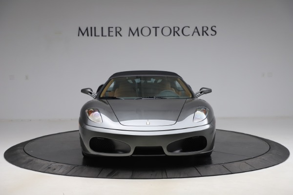 Used 2006 Ferrari F430 Spider for sale $249,900 at Pagani of Greenwich in Greenwich CT 06830 24