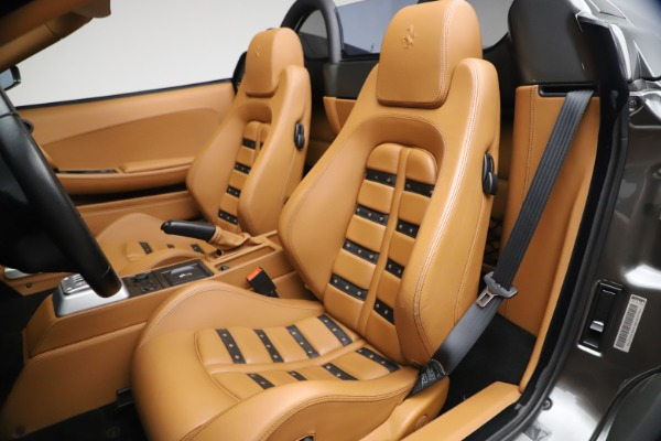 Used 2006 Ferrari F430 Spider for sale $249,900 at Pagani of Greenwich in Greenwich CT 06830 27