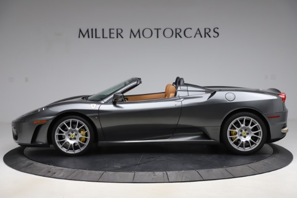 Used 2006 Ferrari F430 Spider for sale $249,900 at Pagani of Greenwich in Greenwich CT 06830 3