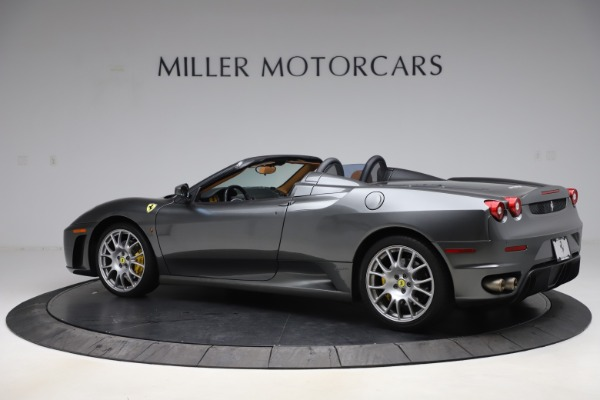 Used 2006 Ferrari F430 Spider for sale $249,900 at Pagani of Greenwich in Greenwich CT 06830 4
