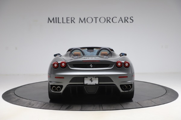 Used 2006 Ferrari F430 Spider for sale $249,900 at Pagani of Greenwich in Greenwich CT 06830 6