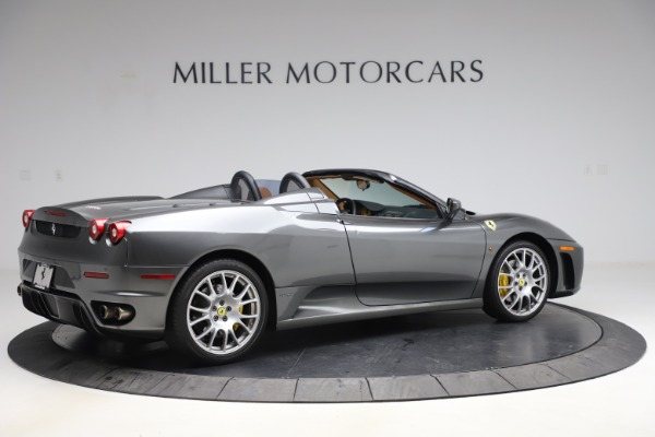 Used 2006 Ferrari F430 Spider for sale $249,900 at Pagani of Greenwich in Greenwich CT 06830 8