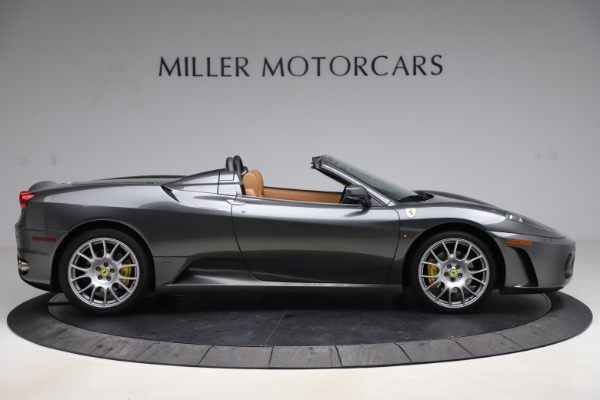 Used 2006 Ferrari F430 Spider for sale $249,900 at Pagani of Greenwich in Greenwich CT 06830 9