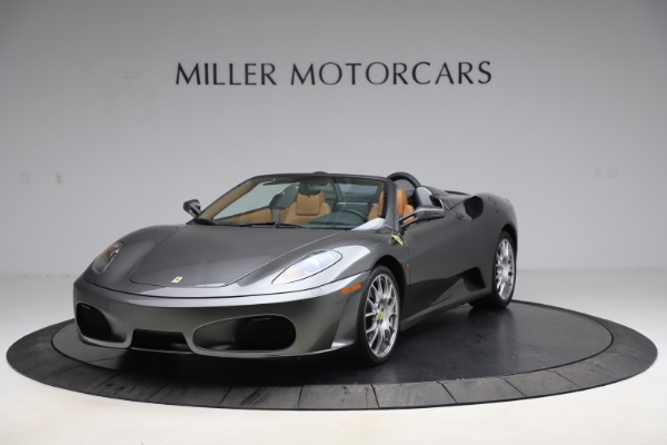 Used 2006 Ferrari F430 Spider for sale $249,900 at Pagani of Greenwich in Greenwich CT 06830 1