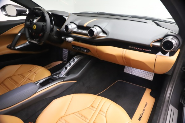 Used 2020 Ferrari 812 Superfast for sale Call for price at Pagani of Greenwich in Greenwich CT 06830 17