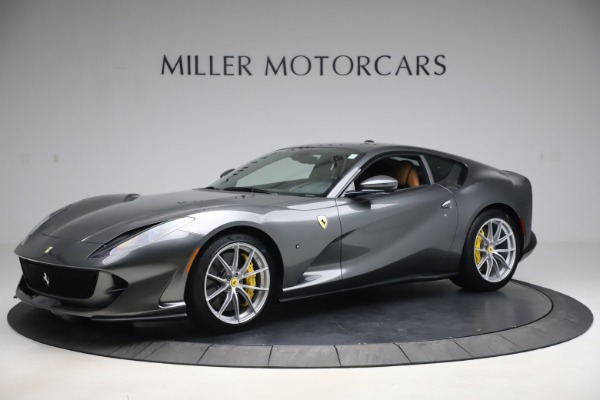Used 2020 Ferrari 812 Superfast for sale Call for price at Pagani of Greenwich in Greenwich CT 06830 2
