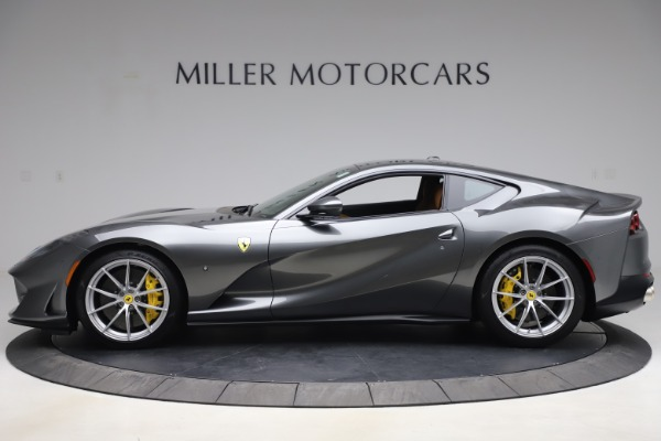Used 2020 Ferrari 812 Superfast for sale Call for price at Pagani of Greenwich in Greenwich CT 06830 3