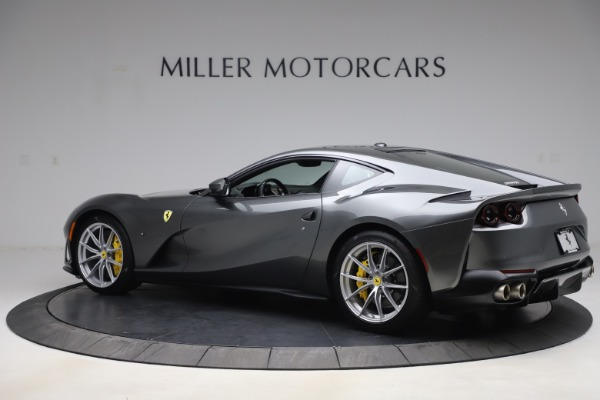 Used 2020 Ferrari 812 Superfast for sale Call for price at Pagani of Greenwich in Greenwich CT 06830 4