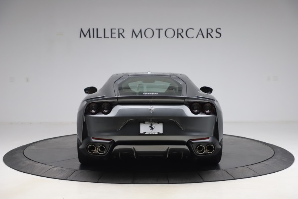 Used 2020 Ferrari 812 Superfast for sale Call for price at Pagani of Greenwich in Greenwich CT 06830 6