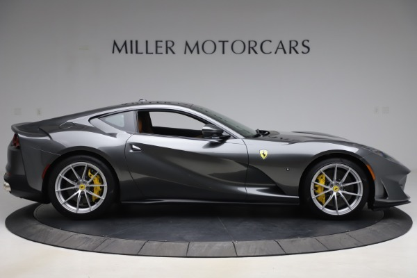 Used 2020 Ferrari 812 Superfast for sale Call for price at Pagani of Greenwich in Greenwich CT 06830 9