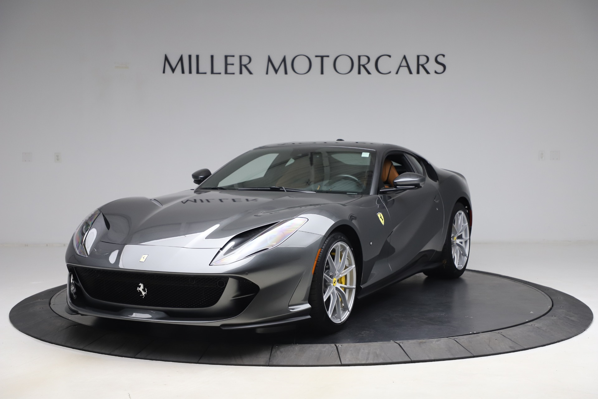 Used 2020 Ferrari 812 Superfast for sale Call for price at Pagani of Greenwich in Greenwich CT 06830 1