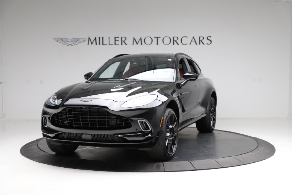 New 2021 Aston Martin DBX for sale $200,986 at Pagani of Greenwich in Greenwich CT 06830 12
