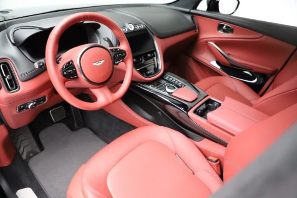 New 2021 Aston Martin DBX for sale $200,986 at Pagani of Greenwich in Greenwich CT 06830 13