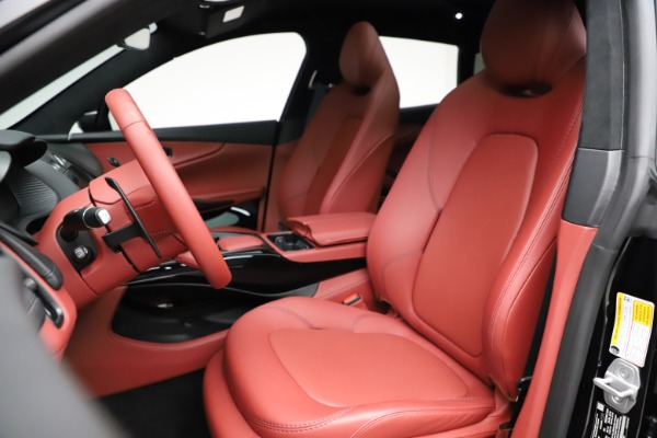 New 2021 Aston Martin DBX for sale $200,986 at Pagani of Greenwich in Greenwich CT 06830 15