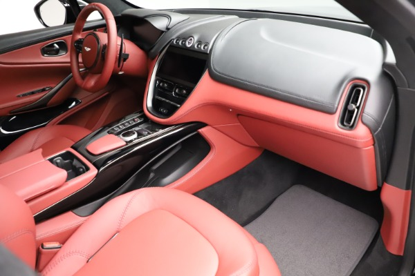 New 2021 Aston Martin DBX for sale $200,986 at Pagani of Greenwich in Greenwich CT 06830 19