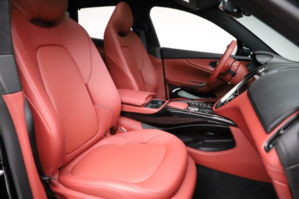 New 2021 Aston Martin DBX for sale $200,986 at Pagani of Greenwich in Greenwich CT 06830 21