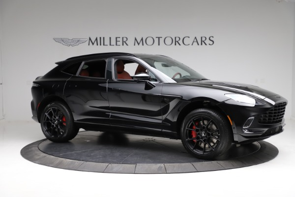 New 2021 Aston Martin DBX for sale $200,986 at Pagani of Greenwich in Greenwich CT 06830 9