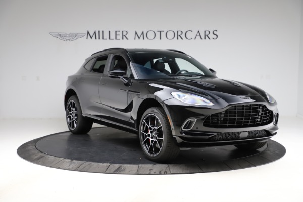 New 2021 Aston Martin DBX SUV for sale $212,686 at Pagani of Greenwich in Greenwich CT 06830 10