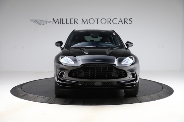 New 2021 Aston Martin DBX SUV for sale $212,686 at Pagani of Greenwich in Greenwich CT 06830 11