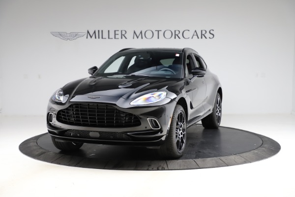 New 2021 Aston Martin DBX SUV for sale $212,686 at Pagani of Greenwich in Greenwich CT 06830 12