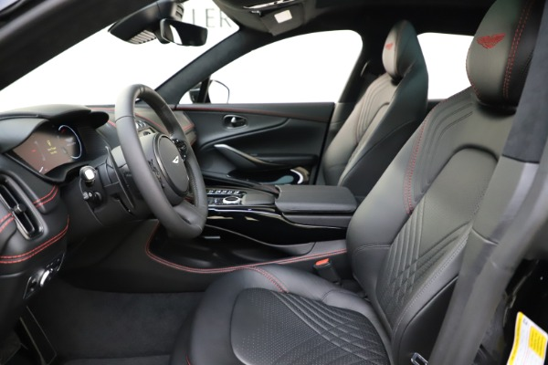 New 2021 Aston Martin DBX for sale $212,686 at Pagani of Greenwich in Greenwich CT 06830 13