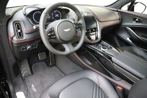New 2021 Aston Martin DBX SUV for sale $212,686 at Pagani of Greenwich in Greenwich CT 06830 14