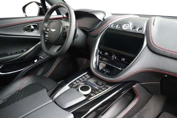 New 2021 Aston Martin DBX SUV for sale $212,686 at Pagani of Greenwich in Greenwich CT 06830 20
