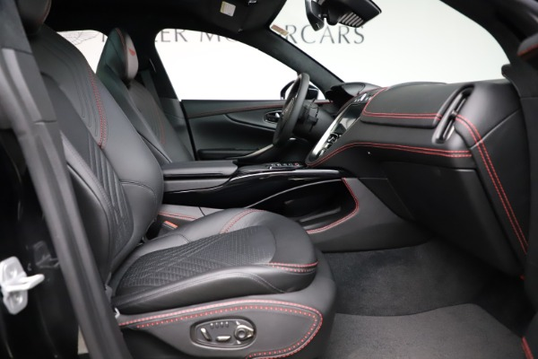 New 2021 Aston Martin DBX for sale $212,686 at Pagani of Greenwich in Greenwich CT 06830 21