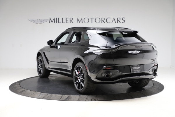 New 2021 Aston Martin DBX for sale $212,686 at Pagani of Greenwich in Greenwich CT 06830 4